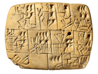 Translators in history - Ebla tablet