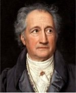 Translators in history - Goethe 150x184