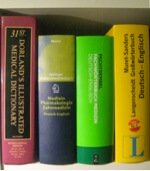 German-English dictionaries